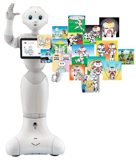 Pepper Robot ACADEMIC EDITION