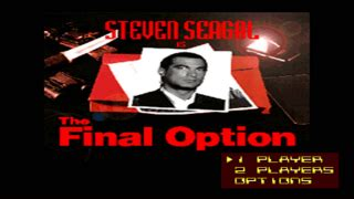 ~Unlicensed~ Steven Seagal is The Final Option (SNES