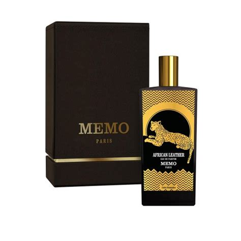 MEMO African Leather EdP - Gents