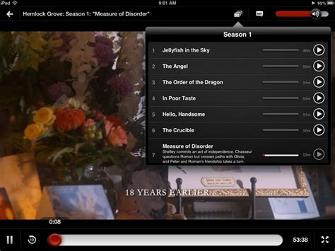 Netflix Updated with Minor Redesign, New Episode Selector