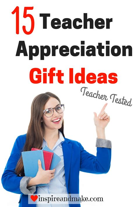 15 of the BEST Teacher Tested Appreciation Gift Ideas