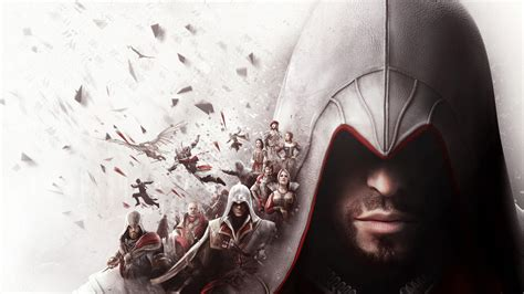 Assassins Creed The Ezio Collection Wallpapers | HD