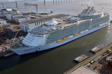 Royal Caribbean releases Symphony of the Seas and Spectrum