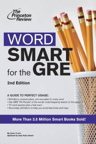 GRE book Word Smart Download | Study Abroad Life