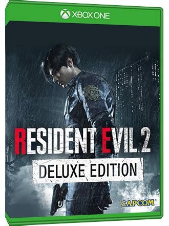 Resident Evil 2 Remake Deluxe Edition Xbox One - MMOGA