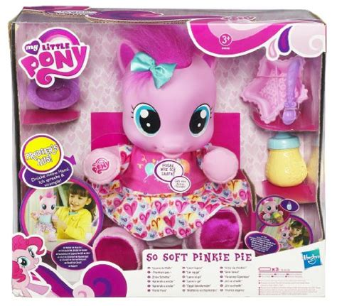 Hasbro My Little Pony B5365100 – Baby Flurry Heart, Plüsch