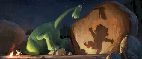 'The Good Dinosaur' Voice Cast and Details Revealed – /Film