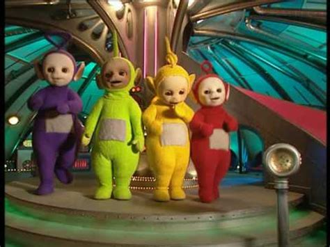 Teletubbies - Tripp Trapp - YouTube