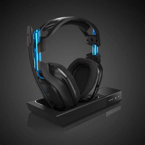 New ASTRO A50 Wireless Headset + Base Station - The Game