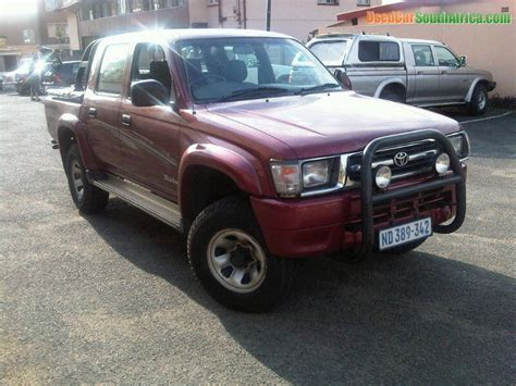 1999 Toyota Hilux D/Cab 4x4 Diesel used car for sale in