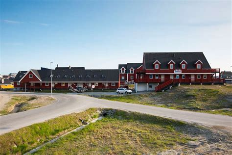 Nuuk - Greenland's largest city and capital - [Visit