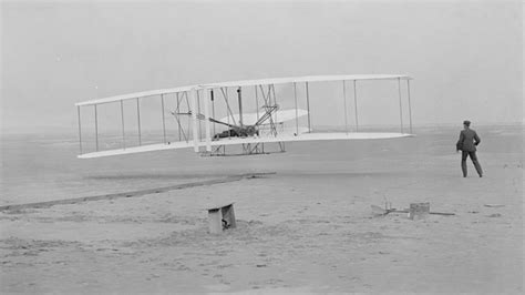 The Wright brothers made North Carolina 'First in Flight