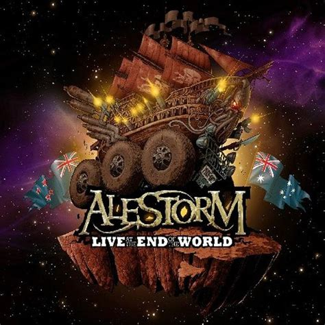 ALESTORM | Live at the end of the world - Nuclear Blast