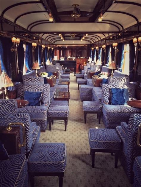 The Orient Express: Inside The World's Most Glamorous Train