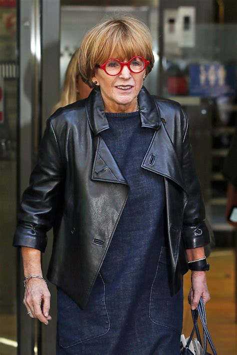 Anne Robinson says she ploughed into pizza delivery driver