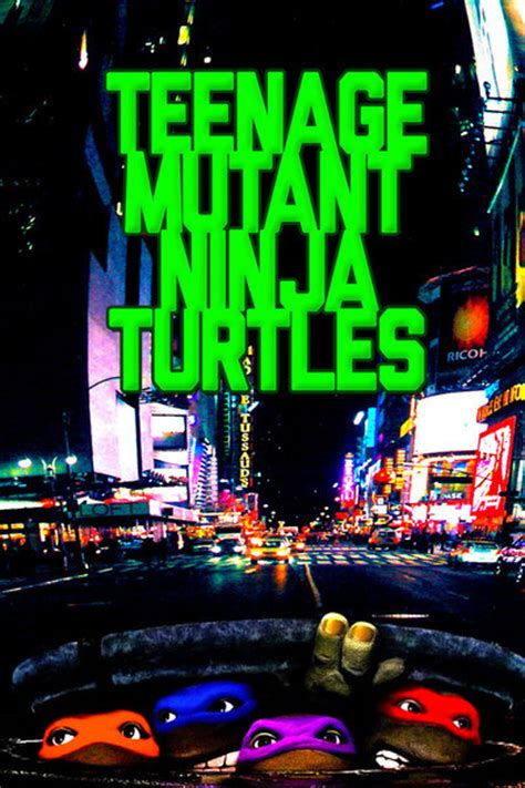 Teenage Mutant Ninja Turtles movie review (1990) | Roger Ebert