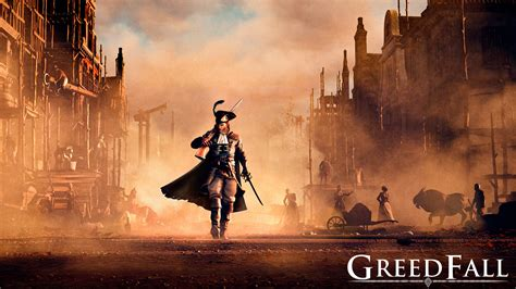 GreedFall: Upcoming RPG Gets A Story Trailer And Release