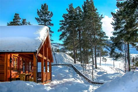 Geilolia 12 pers hytte | Norgesbooking