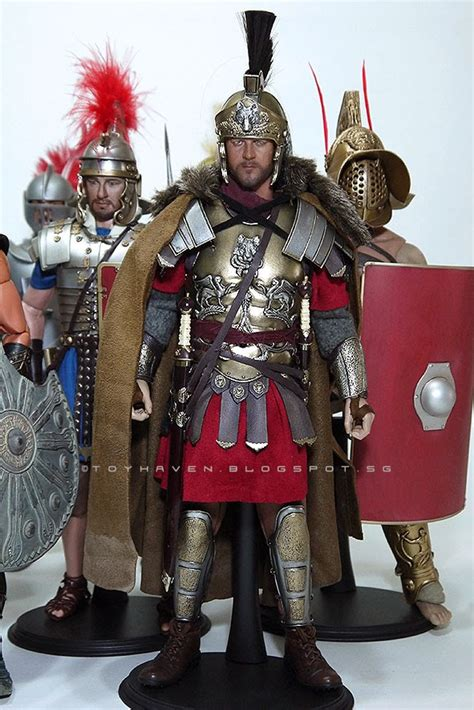 toyhaven: Presenting some 1:6 Warriors of a bygone era