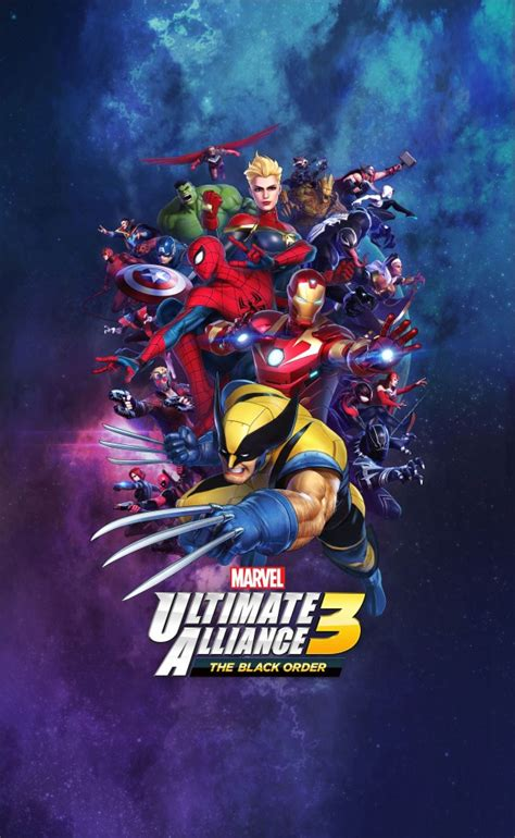 Marvel Ultimate Alliance 3: The Black Order launches