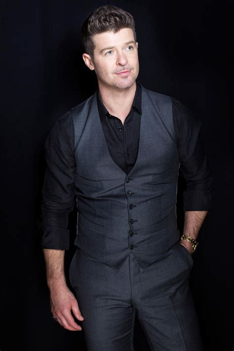 Robin Thicke photo gallery - page #2 | ThePlace