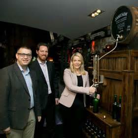 Jameson launches whiskey bottling initiative