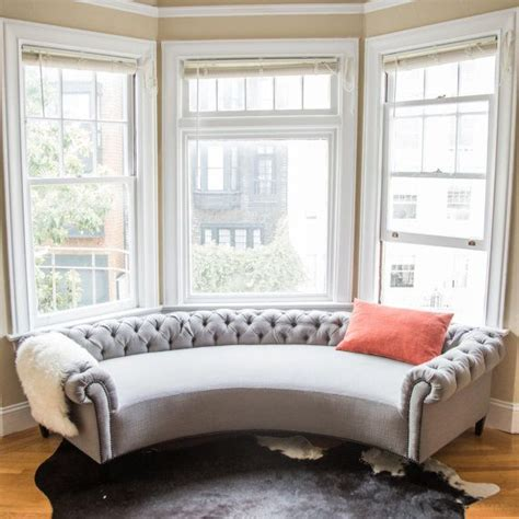 The Chestnut Daybed by Bay Window Sofas | Bay window