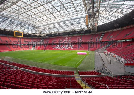 Amsterdam Arena is the largest stadium in Holland built