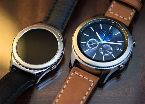 Samsung Gear S3 Smartwatch Review: Design + Functionality