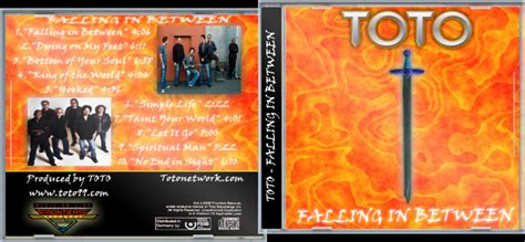 Toto - Falling In Between Music Box Art Cover by