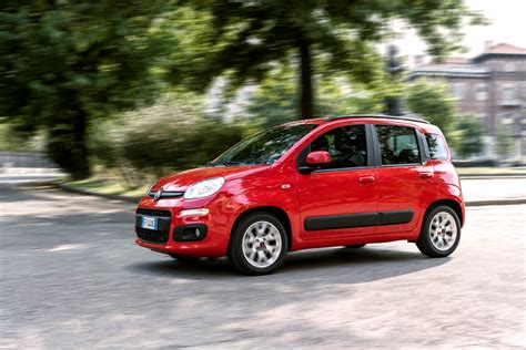 Fiat Announces Significant Changes for 2017 Panda - The
