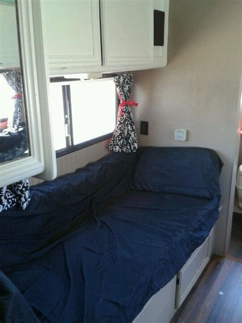 I love lucy beds in rv made into day beds