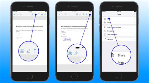 How to Sign Documents on iPhone or iPad