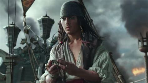 'Pirates of the Caribbean' new trailer features young Jack