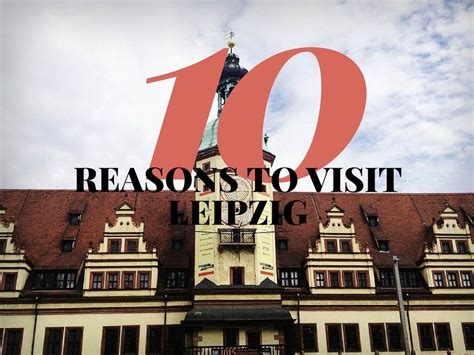 10 Reasons To Visit Leipzig This Year | The Russian Abroad