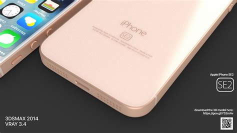 Apple iPhone SE2 Concept [Images] - iClarified