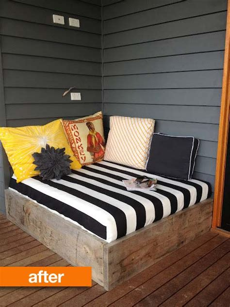 10 Simple DIY Outdoor Beds - Shelterness