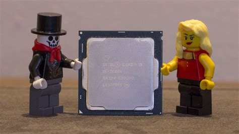 TEST: Intel Core i5-7600K - Tek