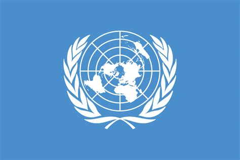 United Nations Flag (Flag of the United Nations)