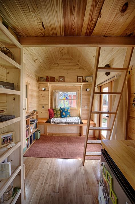 Sweet Pea Tiny House Plans - PADtinyhouses
