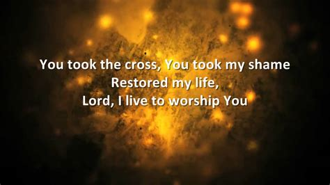Search My Heart - Hillsong United - Lyrics [HD] - YouTube