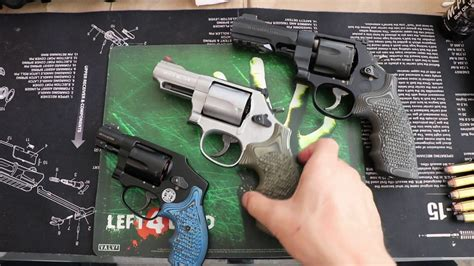 Smith and Wesson Model 69 Combat Magnum Revolver Overview