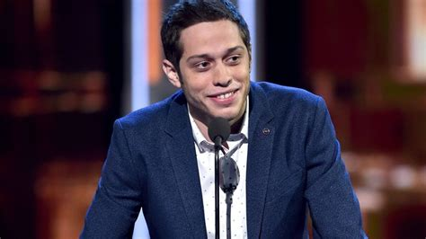 Pete Davidson joins Al Gore at climate change training in