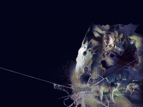 Arya and Nymeria - Game Of Thrones - Direwolves Wallpaper