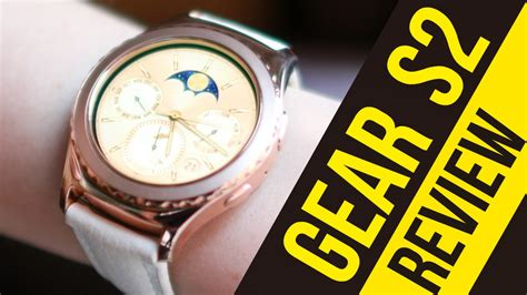 Women's Samsung Gear S2 Review! - YouTube