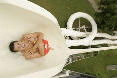 The Tallest Water Slides in North America - Updated for 2016