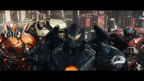 Pacific Rim Uprising TV Spot - Hall of Heroes (2018)