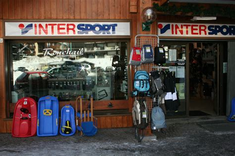 Intersport Le Lay - Ronchail Sport - Les Contamines