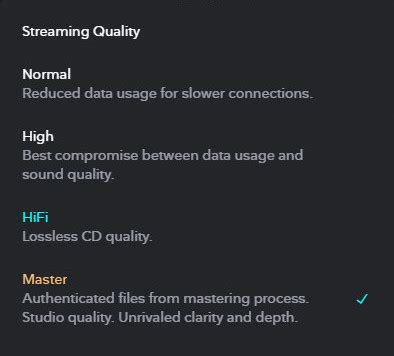 Amazon Music HD vs