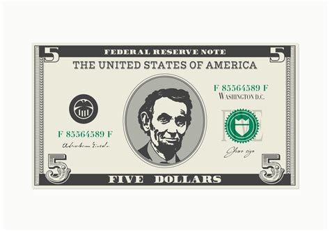 Dollar Bill Free Vector Art - (1745 Free Downloads)
